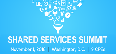 Association of Government Accountants (AGA) Shared Services Summit